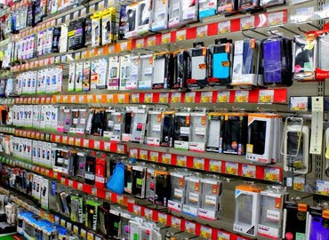 Electronics and Mobile Stores